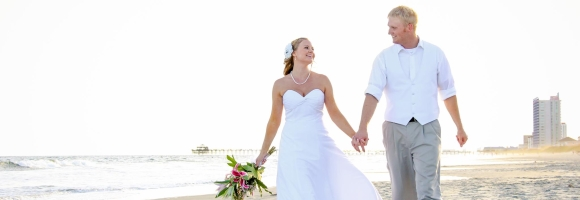 Beautifully Romantic Wedding Package From Only 1295